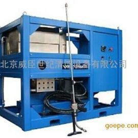 北京威臣SHP8023D铜雕水喷砂环保高压清洗机价格