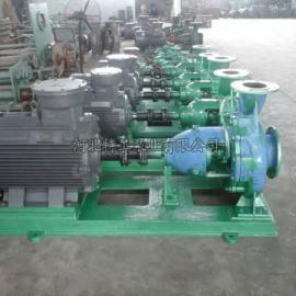耐腐�g化工流程泵CZ40-160