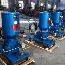 直销400电动润滑泵 干油润滑泵泵