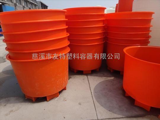 专业提供底部可插塑料圆桶,M-500L食品级圆桶,塑料桶