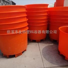 *提供底部可插塑料圆桶,M-500L食品级圆桶,塑料桶