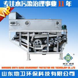 浓缩带式压滤机|带式浓缩压滤机品牌|南阳自动化带机|含固率