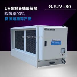 """UV光解油烟净化器8000风量除油烟味恶臭气味""""神器"""""""