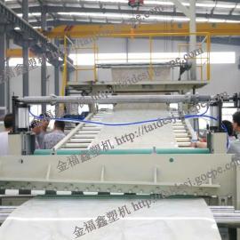 PVC石塑仿大理石板材设备