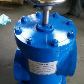 滚筒式滤水器NZL-50/80-10手动滤水器