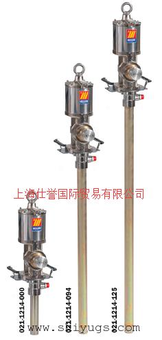厂家供高压打稀油泵,插桶式稀油泵,气动润滑油泵,气动稀油泵