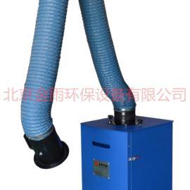 北京金雨JY-1500S经济移动式焊接烟尘净化器 工业焊接除尘设备 3&