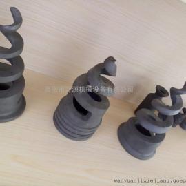 碳化硅脱硫喷嘴工业环保设备螺旋形喷嘴