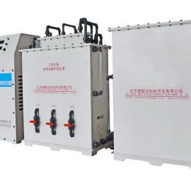 二氧化氯发生器 高导电隔膜 电极保用10年 污水杀菌设备