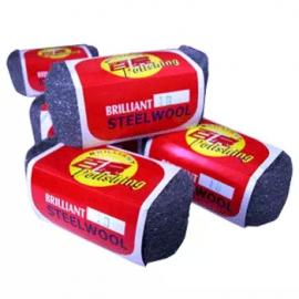 1号百亮钢丝棉 石材抛光钢丝棉 工艺品清洁棉 钢丝球