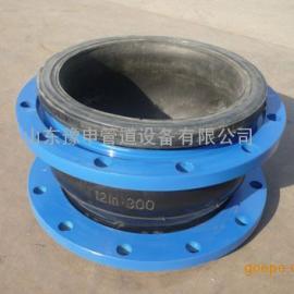 淄博橡胶接头橡胶伸缩节橡胶软连接橡胶膨胀节橡胶补偿器