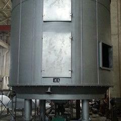 杰创销售氰尿酸盘式干燥机,轻质碳酸钙连续式烘干设备