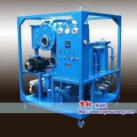 GZSY系列聚结双级高效真空滤油机