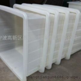 厂家供应防静电产品500L防静电周转箱 电子运输包装箱