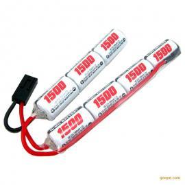 2/3A1500mAh 8.4V玩具镍氢电池双胞胎型