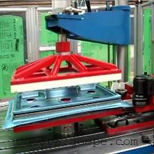 东莞创德生产CD-JB-215四方形切边机