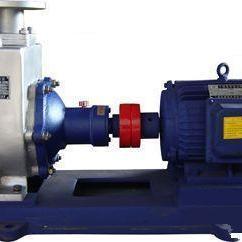 不�P�自吸式污水泵ZWP型