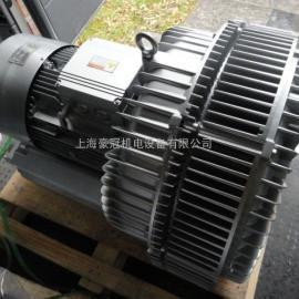 7.5KW高压鼓风机/7.5KW双段式高压风机