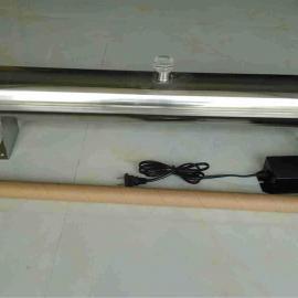 水�⒕�消毒�O��|紫外�消毒器|水�理消毒UV�⒕�器80w支架款