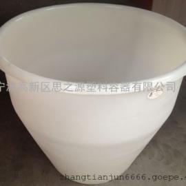厂家供应食品级220L塑料豆腐缸 塑料酒缸替代了陶制酒缸
