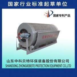 专业屠宰废水处理设备-中科贝特转筒式格栅微滤机设备