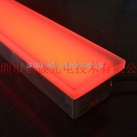 LED广场长条形地砖灯