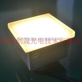 LED广场方形地砖灯