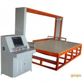 全自动数控泡沫切割机电热丝切割二维图形 CAD画图