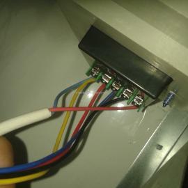 空调风机盘管接线图