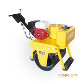 现货供应路面压实效果最好的小型压路机 手扶单轮柴油压路机