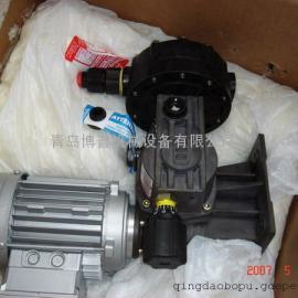 青岛代理意大利OBL计量泵固化剂泵树脂泵加药泵污水泵