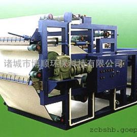 带式真空过滤机 橡胶带式真空过滤机专业生产厂家