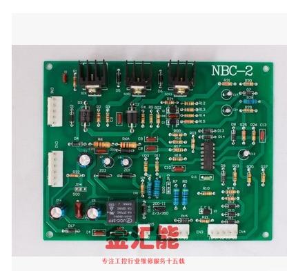 焊机电路板维修 >> 宁生驱动板zx7nbc315400500630