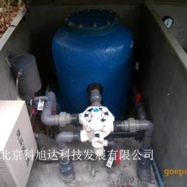 景观水处理|公园景观水处理―公园景观水过滤器