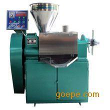 YZYX70型温控榨油机、公发牌螺旋榨油机、中小型芝麻榨油机