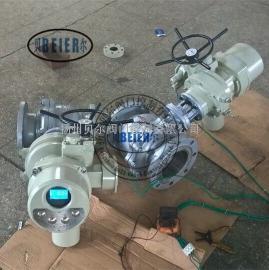 QT941H硬密封电动调节球阀