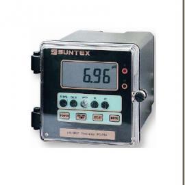 台湾上泰SUNTEX工业在线PH计PC350
