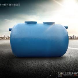 江苏镇江市玻璃钢化粪池