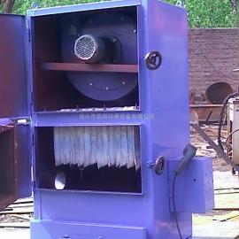 启辰环保PL-1100型单机布袋除尘器 小型单机除尘器专业