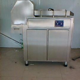 郑州方圆2000型强力冻肉切块机