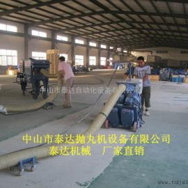 混凝土抛丸机 混凝土打毛机 混凝土抛丸机价格