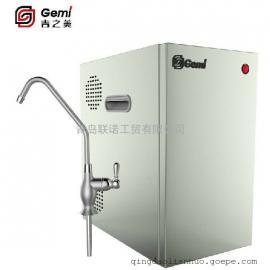 青岛吉之美开水器 商用厨房不锈钢橱下冰水机GM-U1-C2