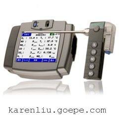 德国Wohler F600CI高性能超小型烟气分析仪