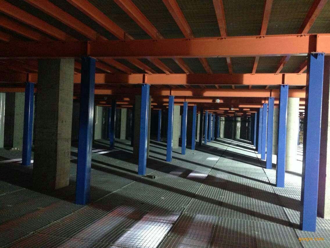长沙冷库货架-冷库钢结构平台