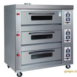 燃气烤肉饼烤箱|全电双层披萨烤炉|电烤蛋挞设备
