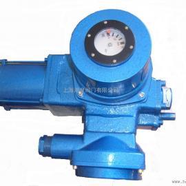 电动调节型球阀执行器DQW60-1T厂家