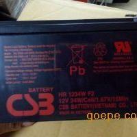 银川csb蓄电池HRL1234W*新报价