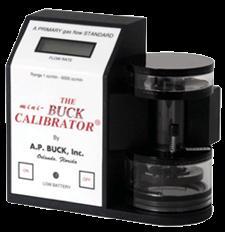 美国AP BUCK M-5 电子皂膜流量计(高精度)