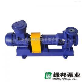 IHF32-25-125氟塑料衬里离心泵