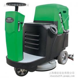 爱姆乐驾驶式洗地机740mini车库停车场候车大厅用洗地机现货